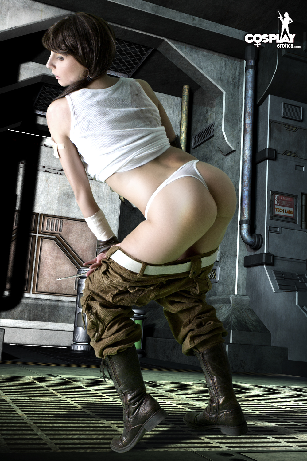 Dead space ellie nude xxx download