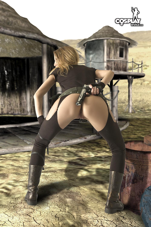 Resident evil alice naked erotica gallery