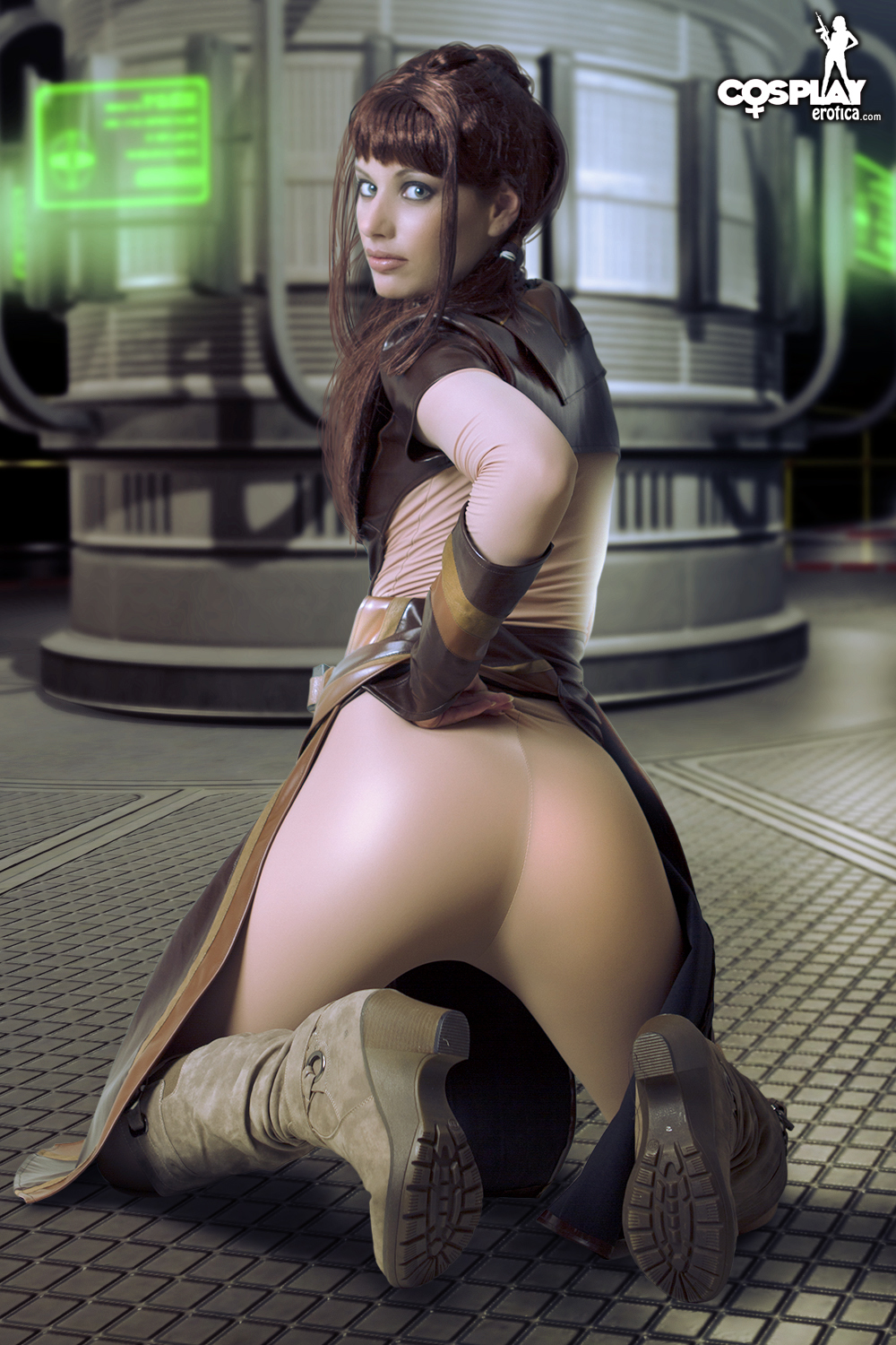 Cosplay naked star wars hentai images