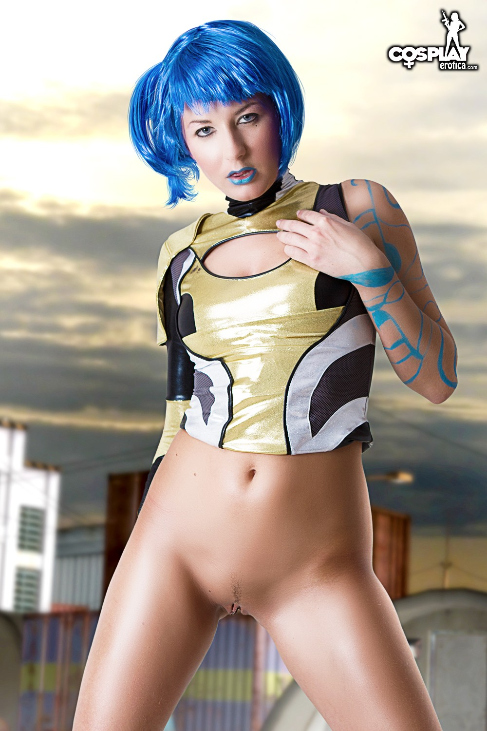 Borderlands maya naked erotica scenes