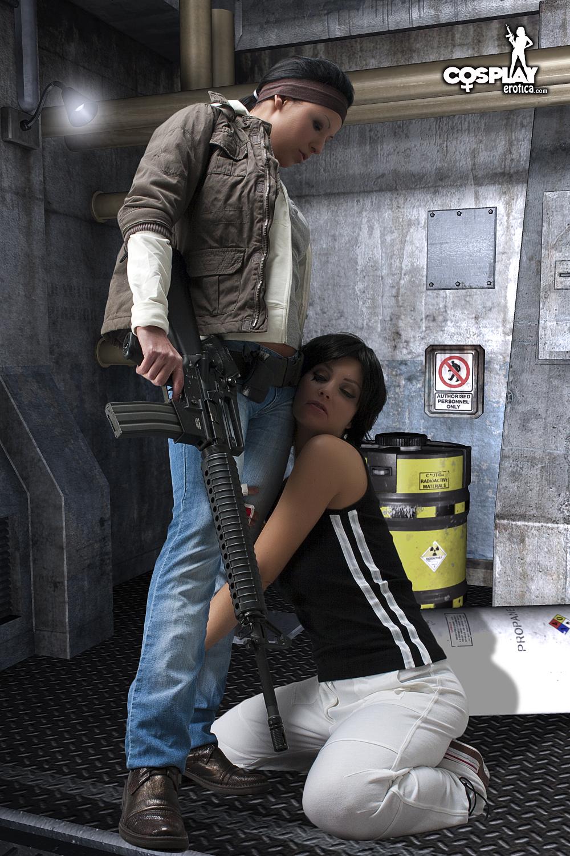 Sexy alyx vance costume pics porn toons