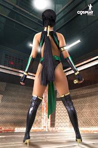 from costume kombat Jade mortal