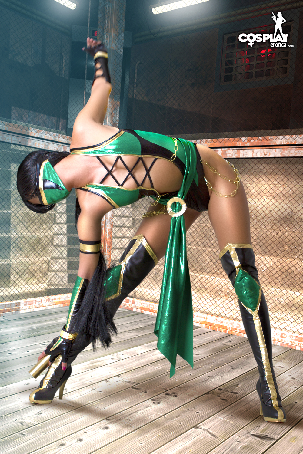 Nude mortal kombat characters sexy galleries