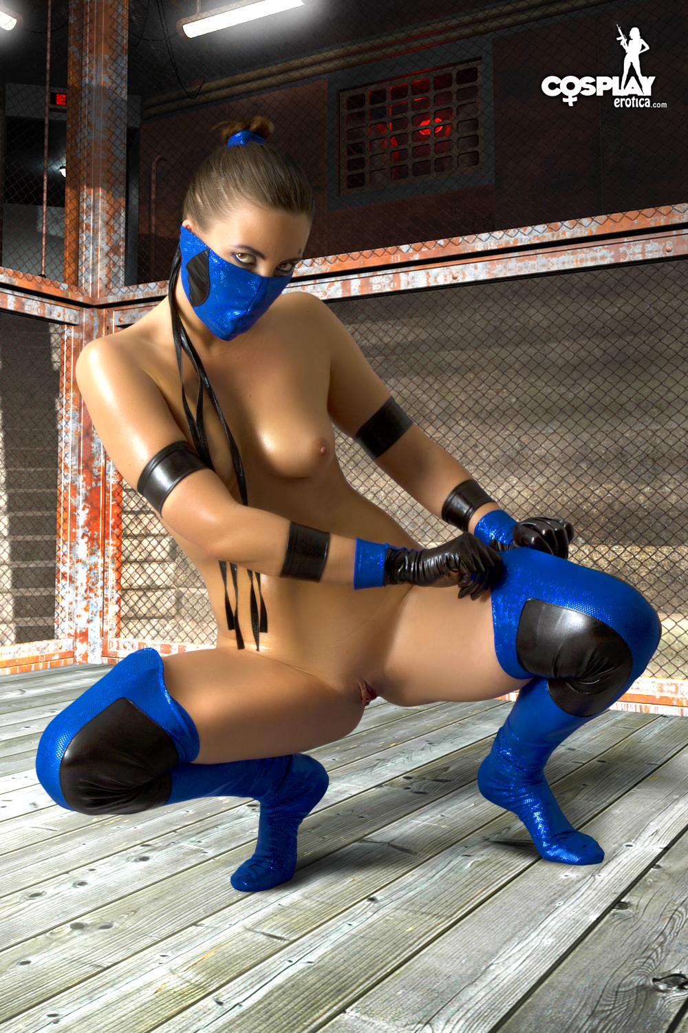 Kitana nude mod for mk sexy movie