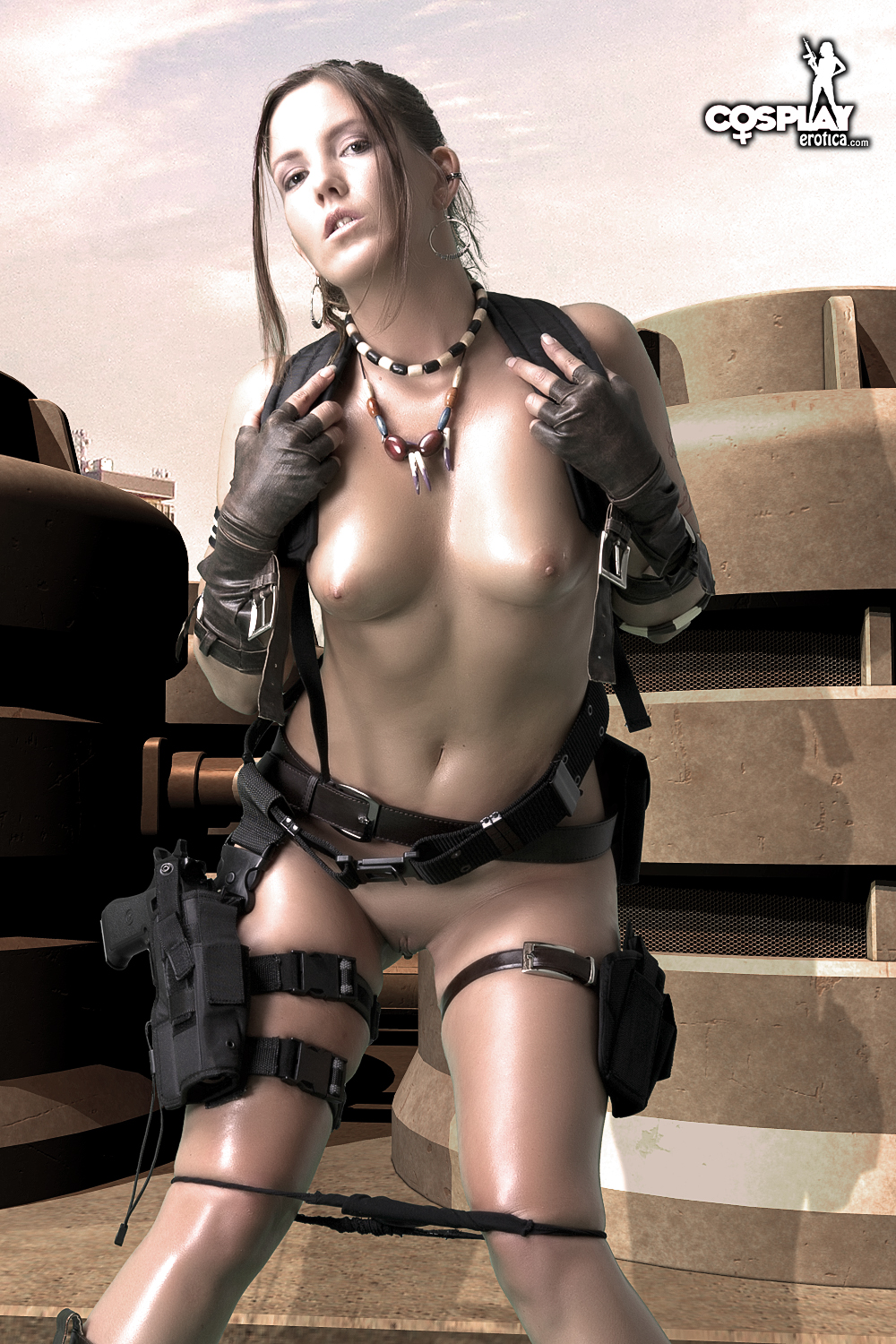 Sheva alomar cosplay erotica sex movie