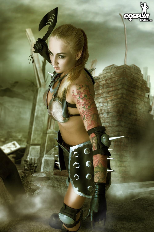 Fallout cosplay xxx naked photos