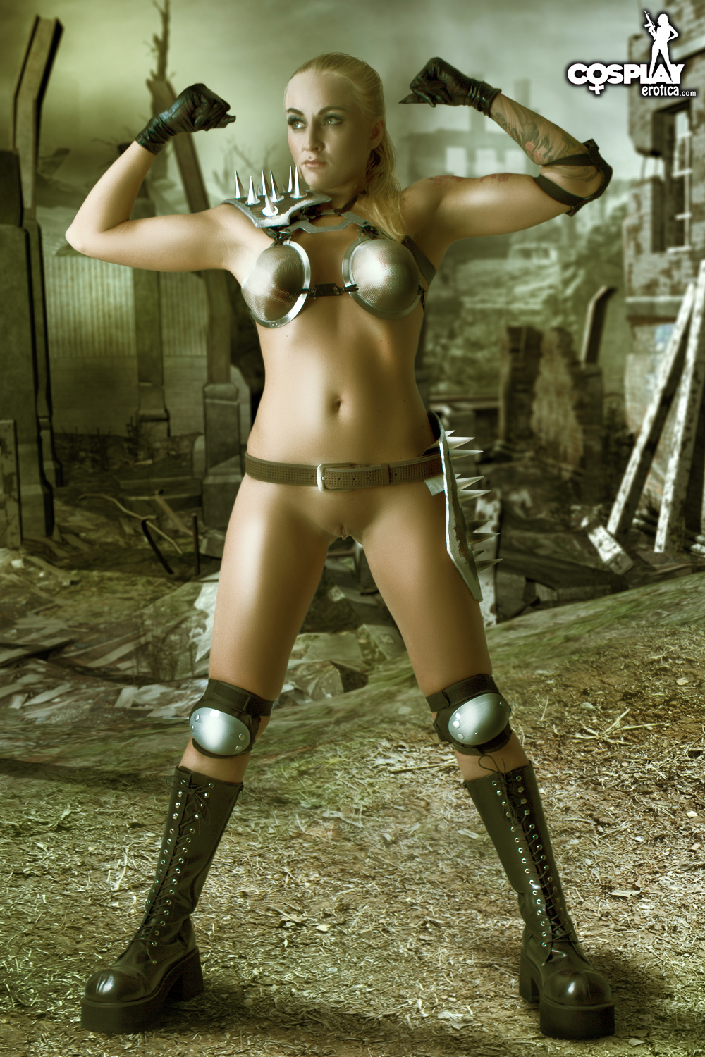 Fallout raider nude fakes porncraft photo