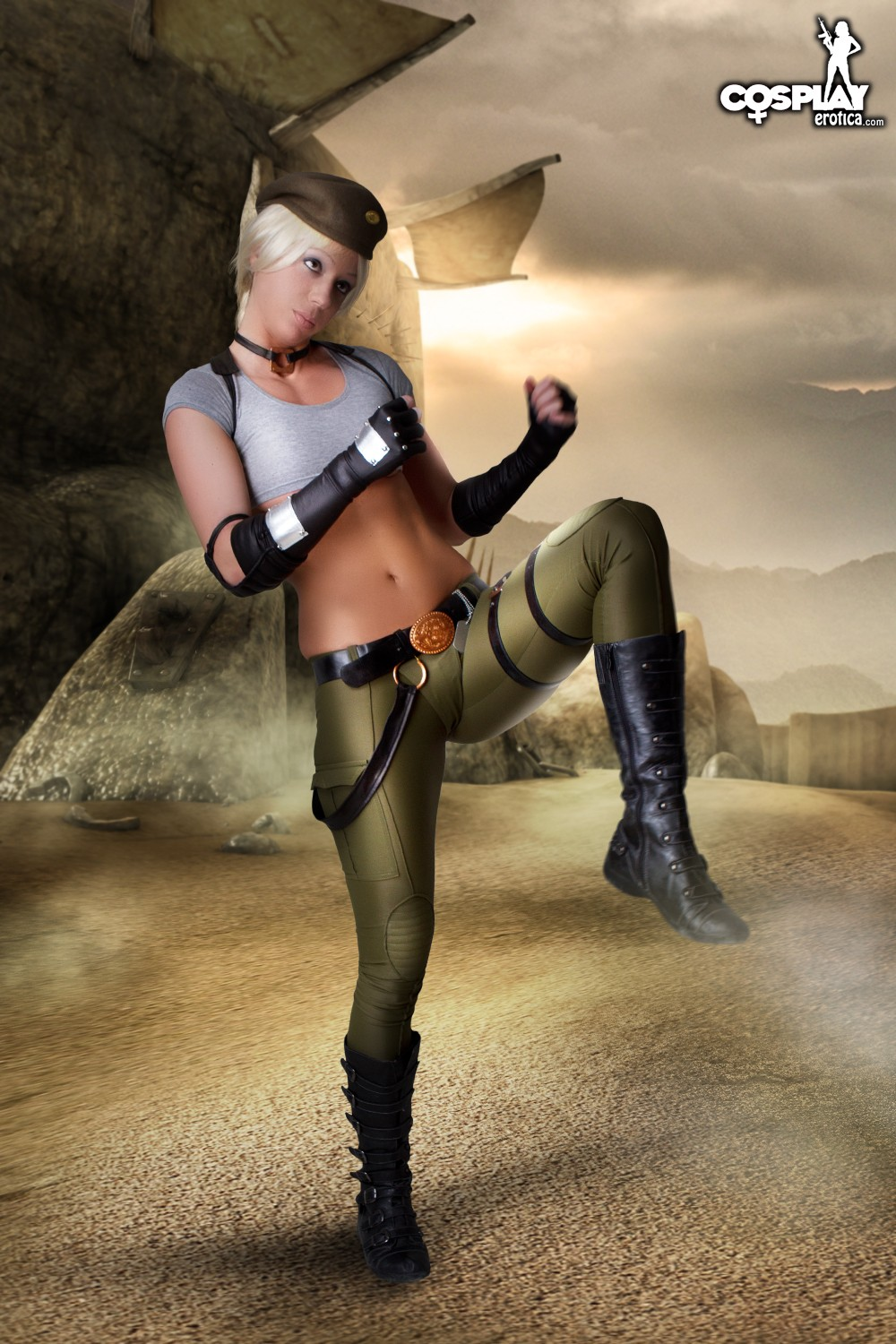 Mortal kombat 9 sonya blade nude costume adult galleries