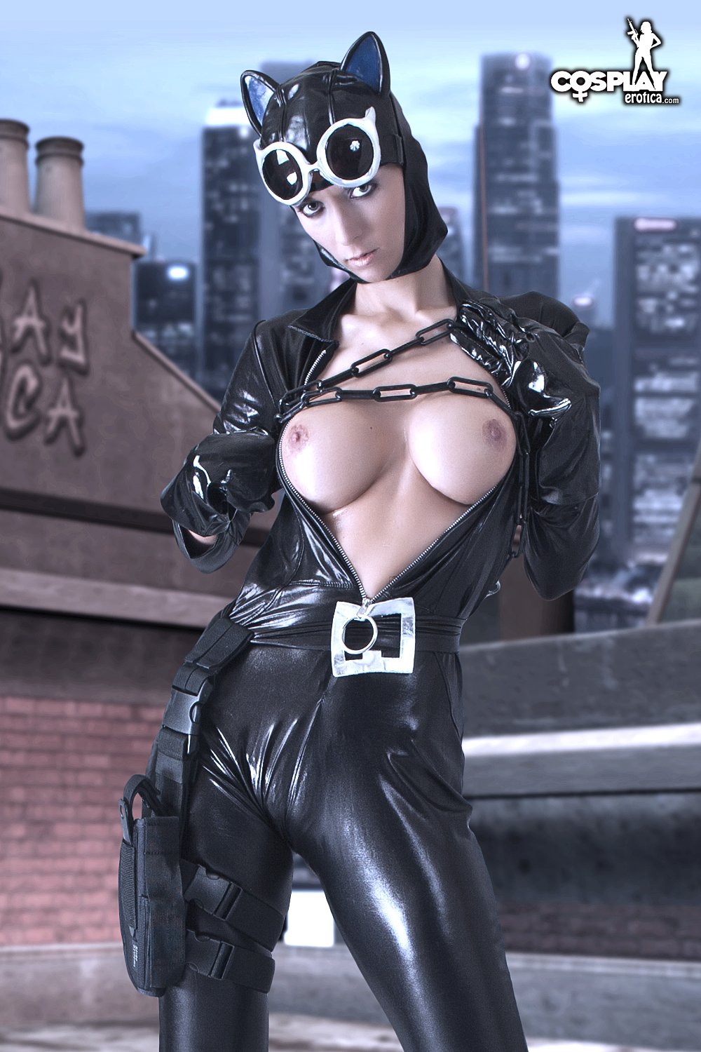 Cat women arkham city nude sex photo