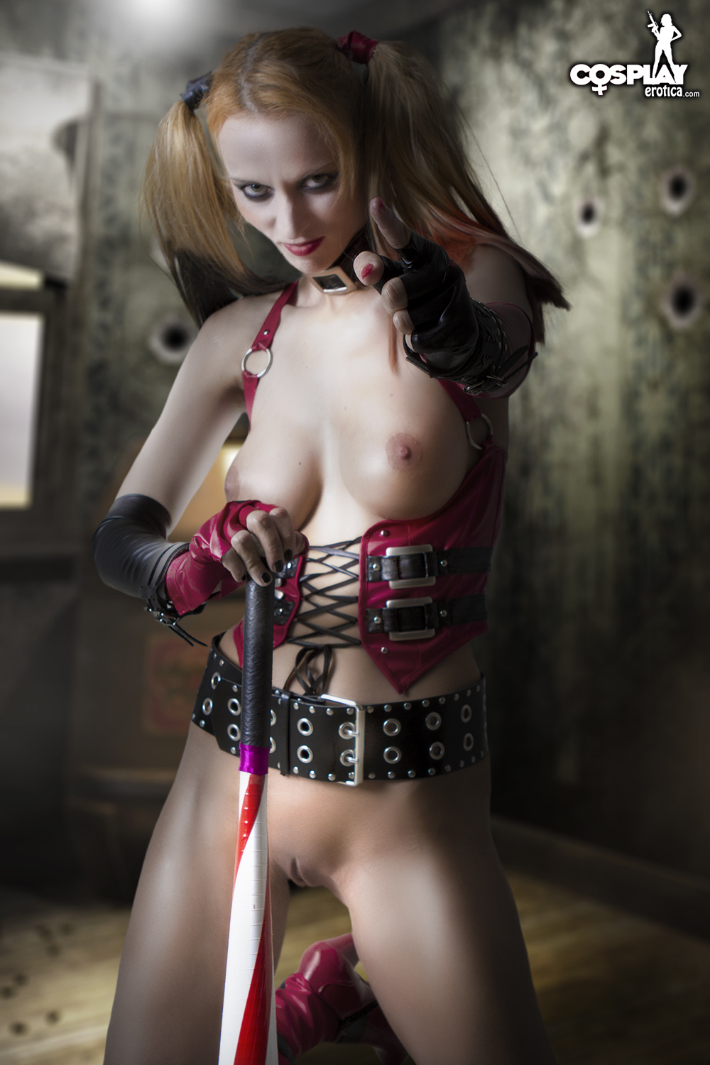 Free harley quinn nude pics opinion you