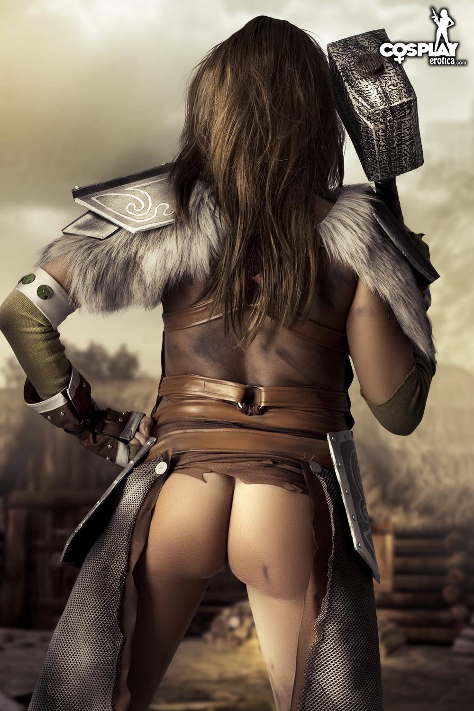 Elder scrolls cosplay porn sexy pics