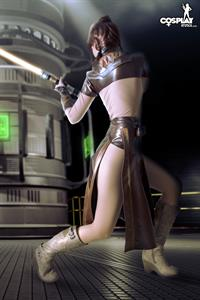 wars cosplay Star nude bastila