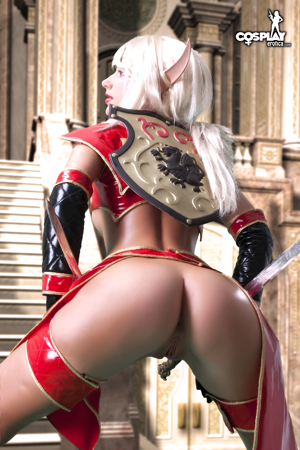 Blood elf ass xxx pic