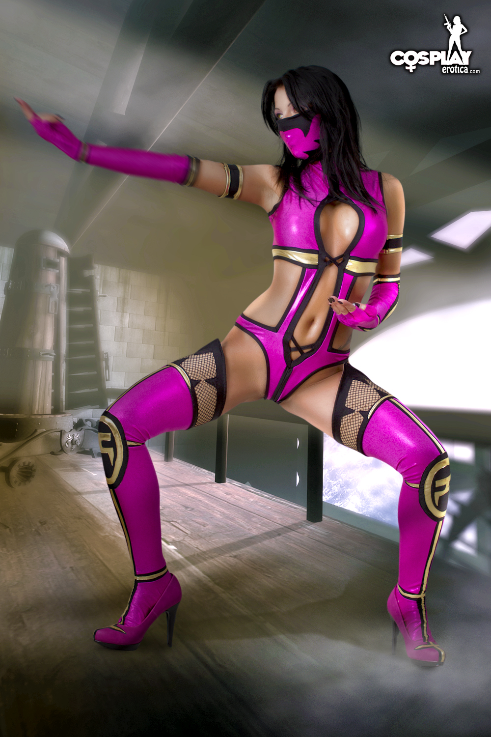 Mortal kombat milenna sex fucked photo