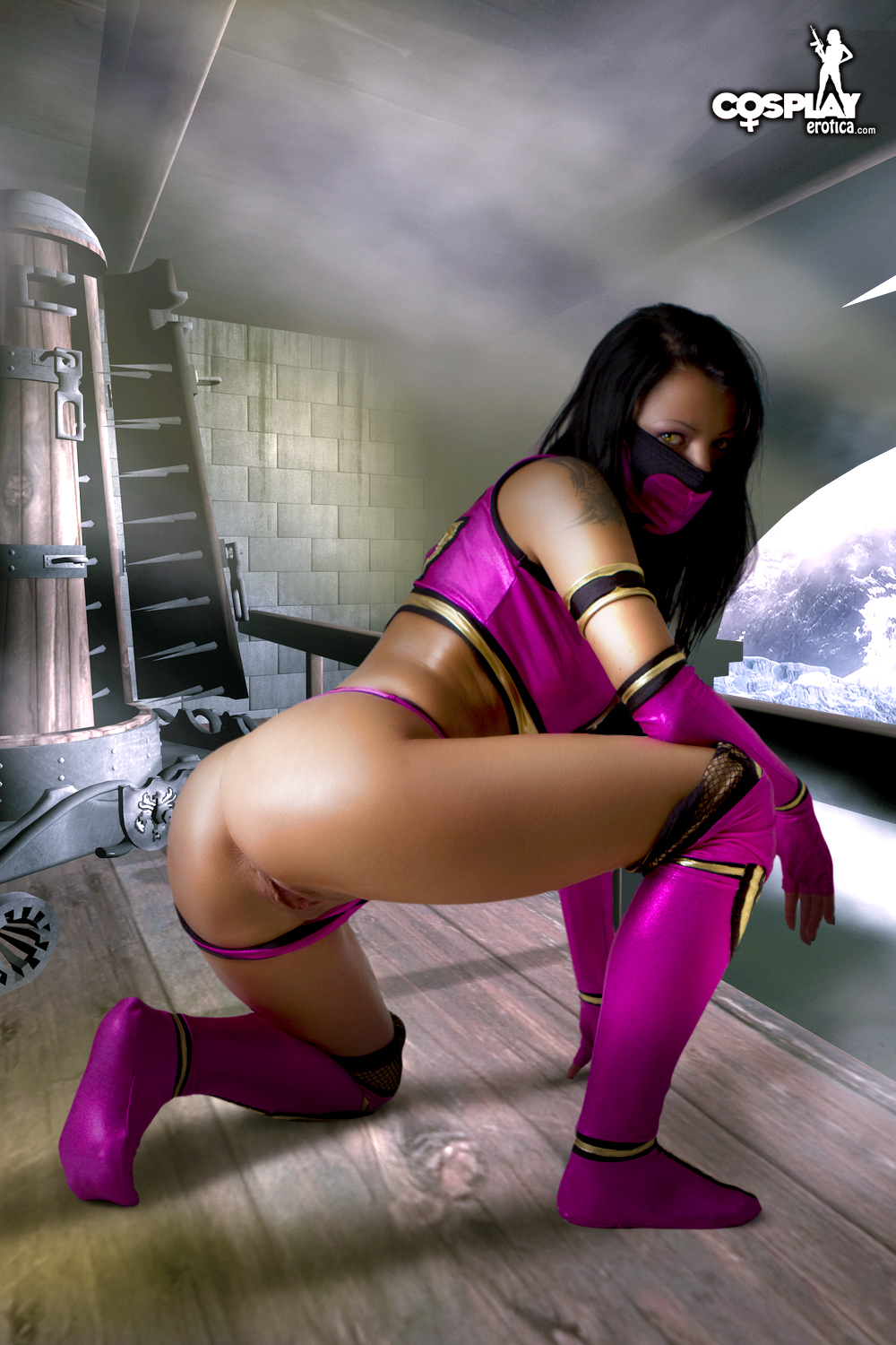 Mortal kombat milenna sex naked comic
