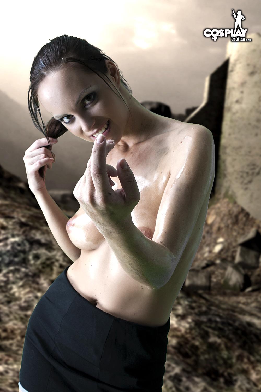 Jill Valentine Nude Gif 4