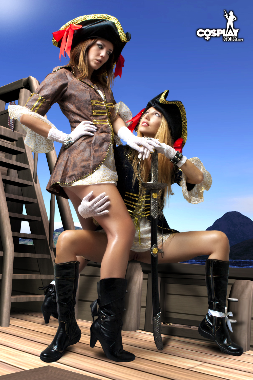 Sexy pirate sex pics hentai actress