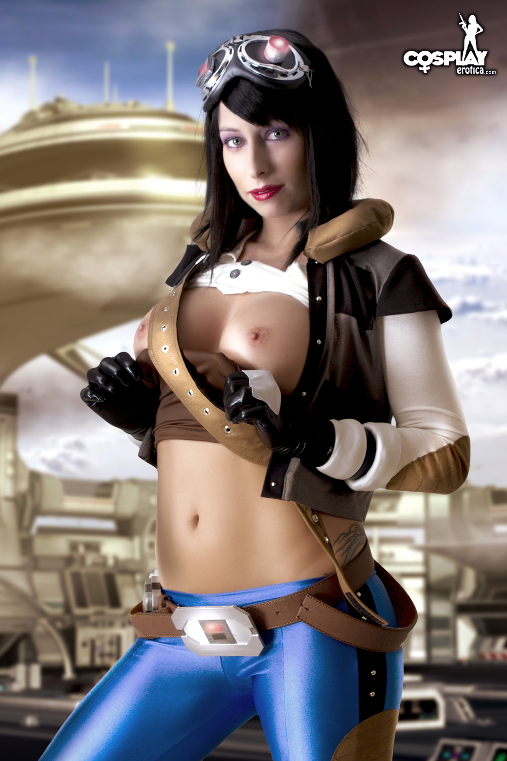 Cosplay naked star wars sexy galleries