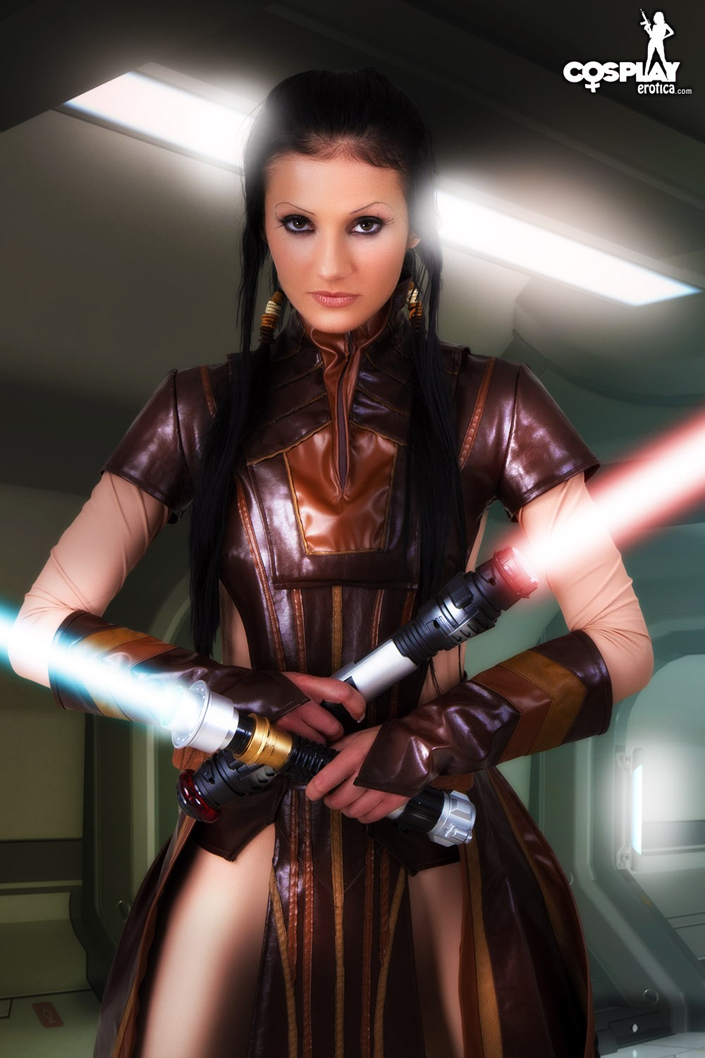 Hot nude star wars cosplay anime tube