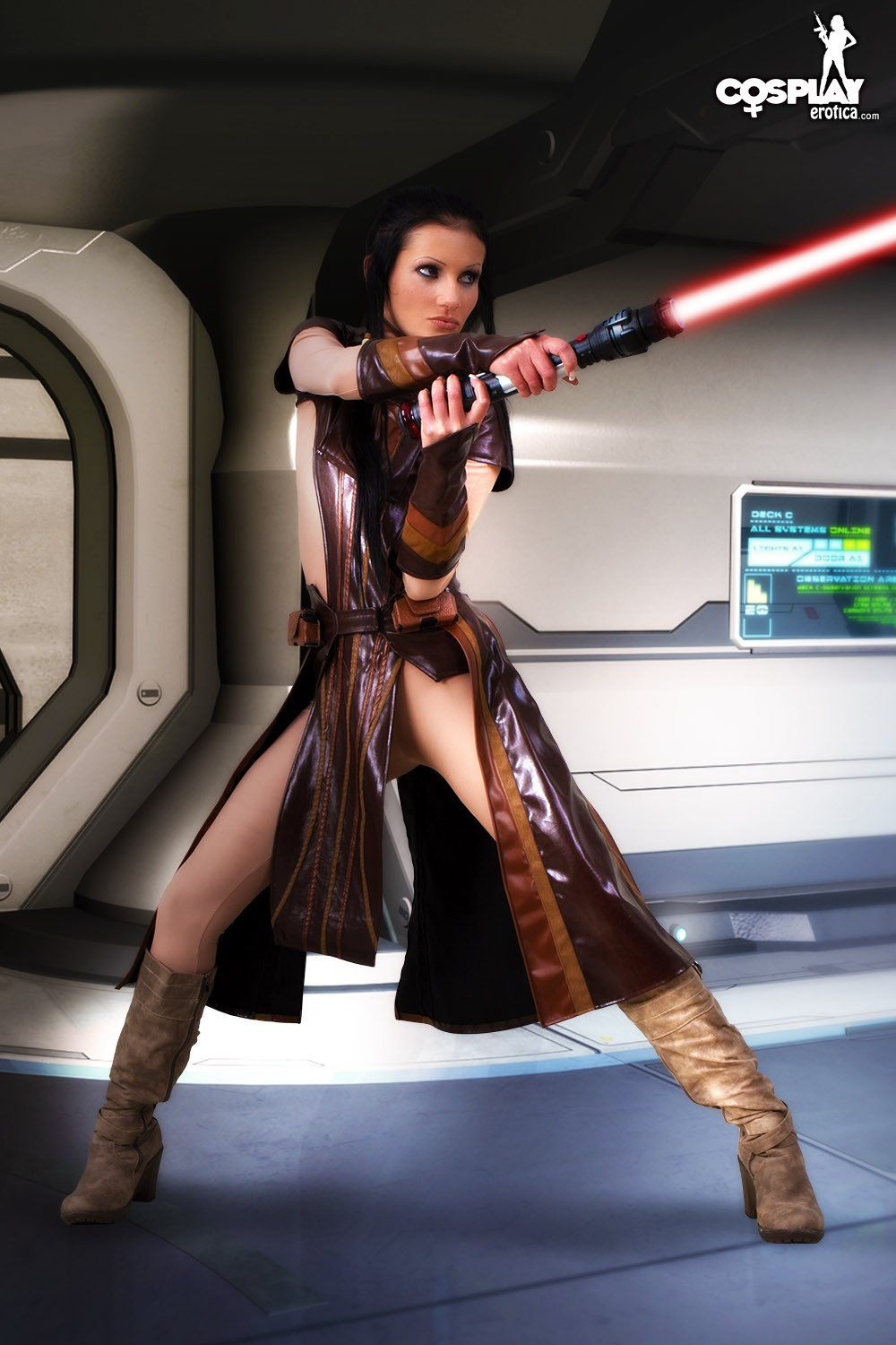 Pictures of star war girls naked porno videos