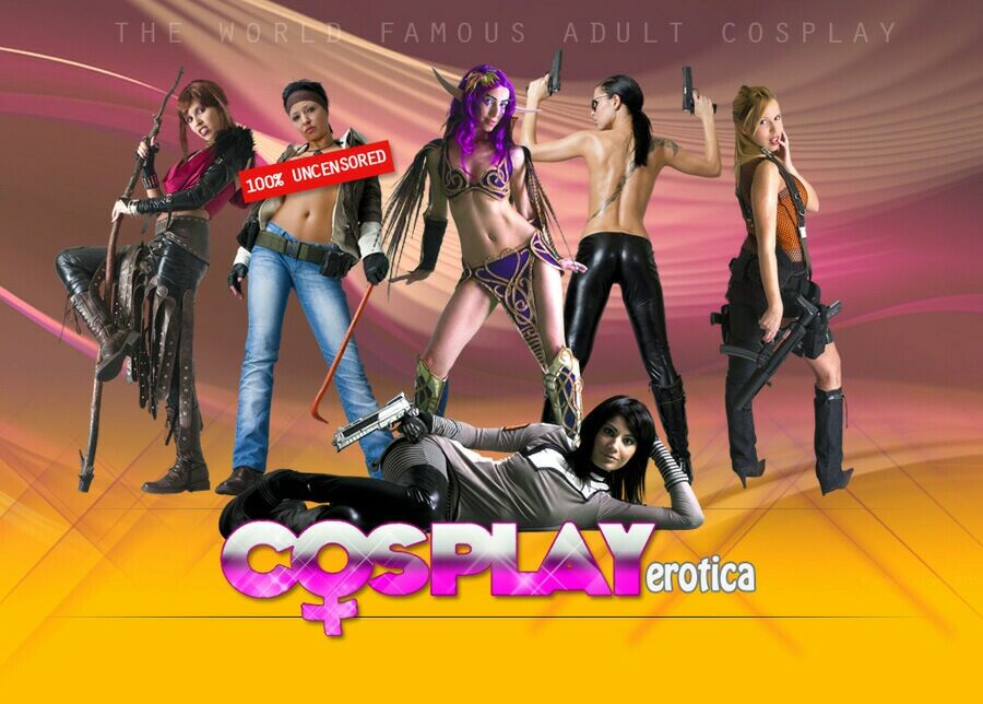 CosplayErotica.com -The World's Premiere Adult Cosplay - ENTER