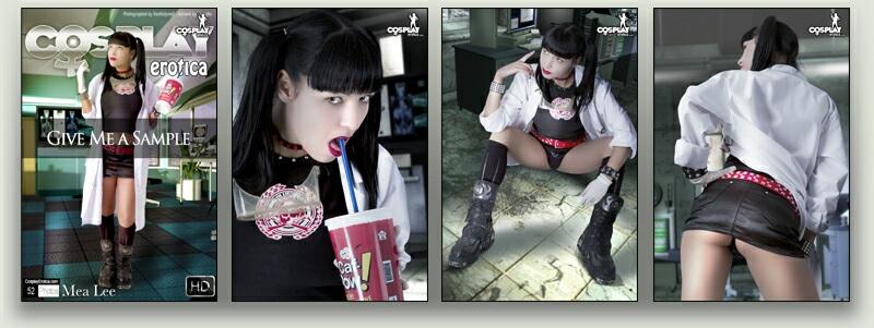 Abby Suto From Ncis Porn - ... cosplay abby, sciuto, rule34, ncis, mea lee, nude, cosplay - free ...