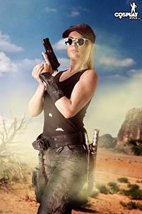 Terminator sarah conner erotica