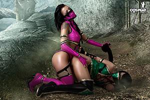 Mileena vs. Jade