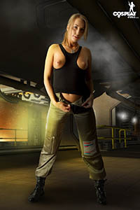 Battlestar Galactica Porn Pics 24