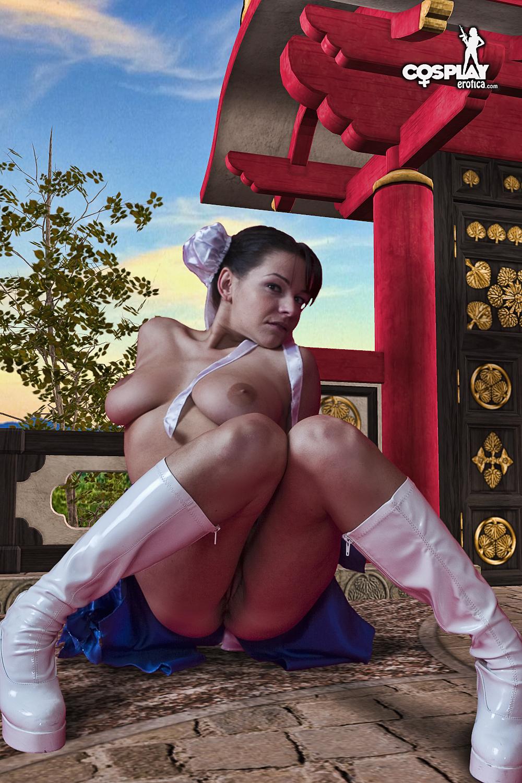 Asian big tits orgy