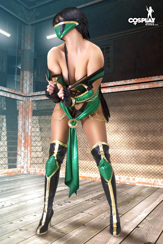 Jade nude mk9